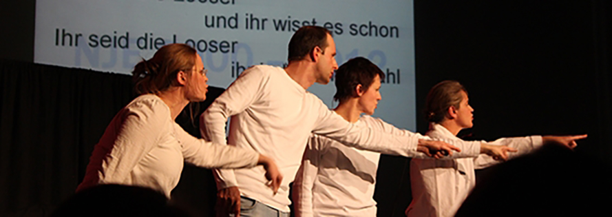 KECK - Kellertheater der Evangelischen Jugendkulturarbeit Nürnberg